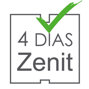 Take advantage of the 4 days of Zenit!