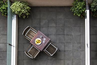 Habitación Doble terraza